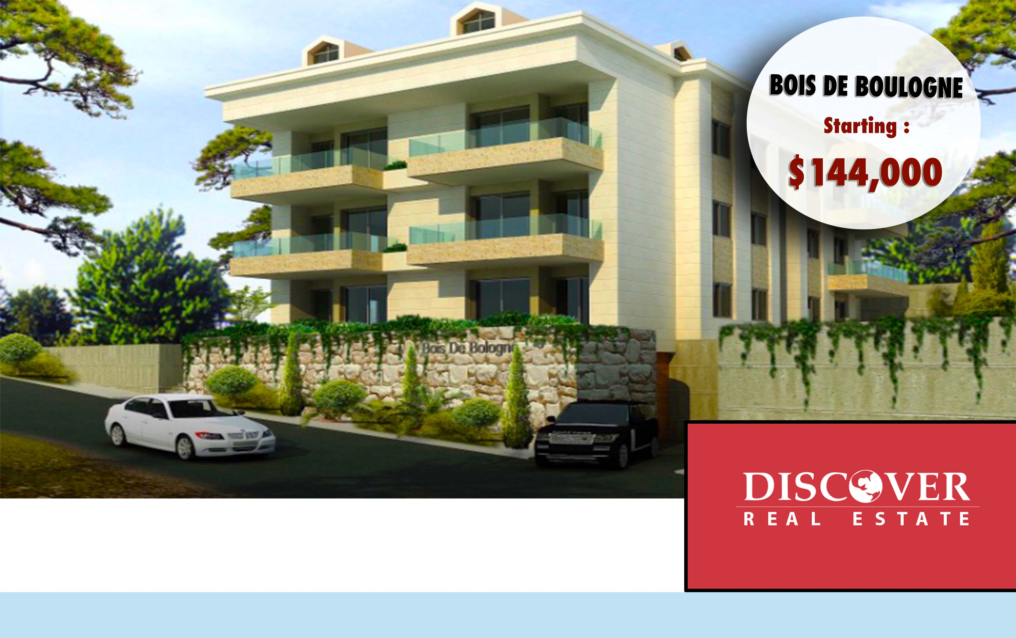 Good ... Under Construction The Project Is Located In A Very Calm Area  Apartments Starting 91 Sqm Available 91 Sqm  U003e 98 With Gardens Starting  Price : $144,000